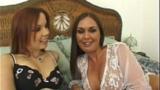 Mamãe Safada se divertindo com sua Filha Gostosa e o Namorado dela