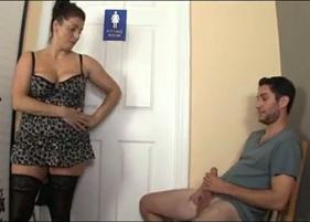 Tia Madura sexy levantou o tesão do Sobrinho safado